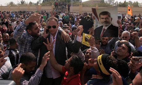 Morsi Trial -