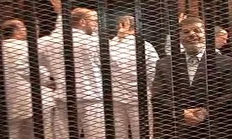 Ousted president Morsi