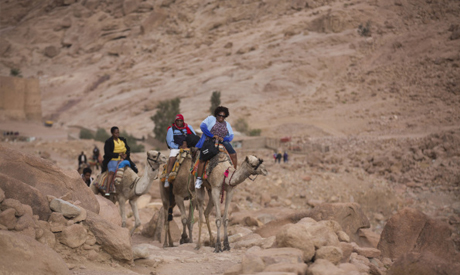 Egypt saw 20% monthly rise in November's tourists: Report