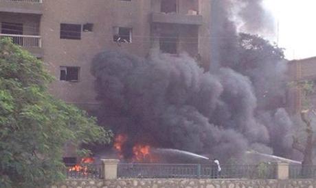 Car bomb near Egypt army intelligence