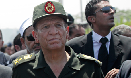 Armed Forces Chief of Staff Sami Anan