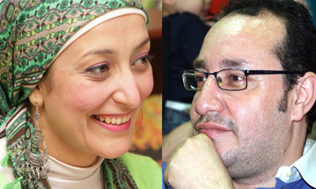 Poetry evening with Zein Alabedin Khairy and Doaa Abdel-Wahab, Thursday