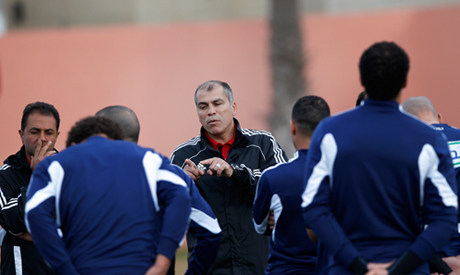 Ahly SC coach Mohamed Youssef
