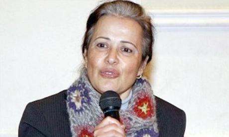 doctor Mona Mina