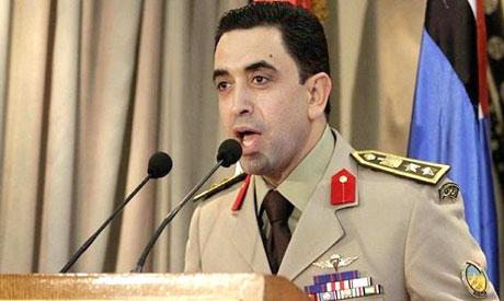 Military spokesman