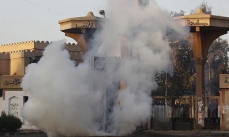 Al-Azhar Uni clashes