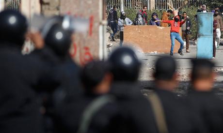 Al-Azhar clashes