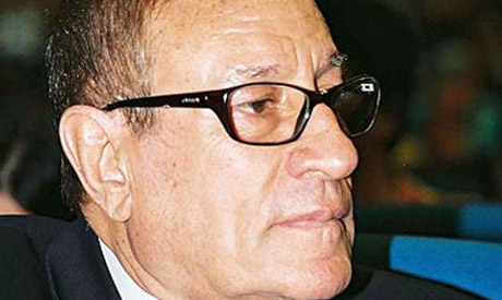 Mohamed El-Ezabi (Photo: Ahram)