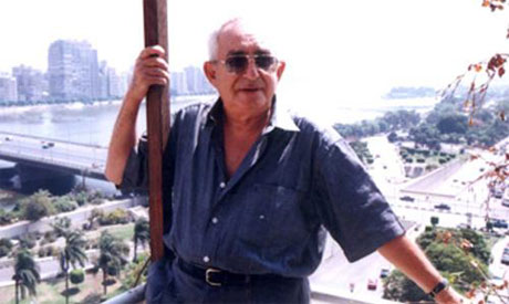 Tawfik Saleh (Photo: Ahram)