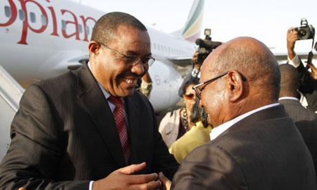 Bashir, Desalegn
