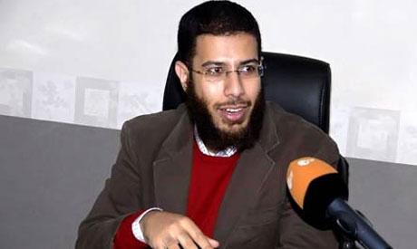 Al-Nour Salafist party spokesman Nader Bakar