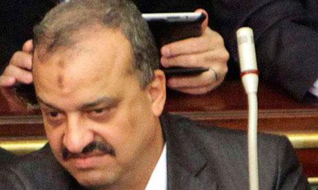 Muslim Brotherhood member Mohamed El-Beltagy