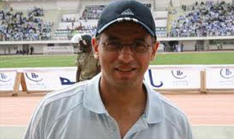 Libya coach Adel Amrouche (AFP)