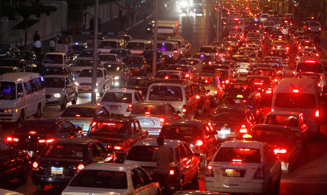Cars in Egypt