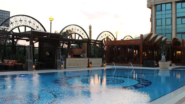 Four Seasons First Residence pool