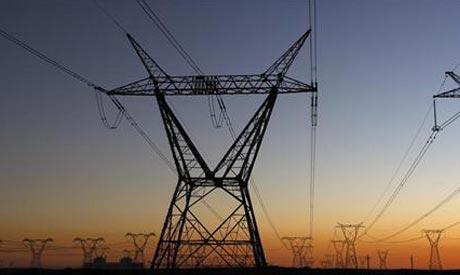 egypt electricity