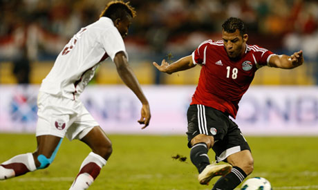 Egypt vs Qatar