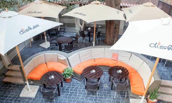 Dishes Café, Zamalek