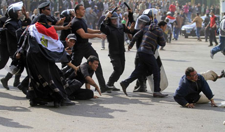Police brutality continues after revolution