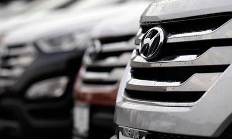 Demand for cars picks up temporarily due to depreciating pound