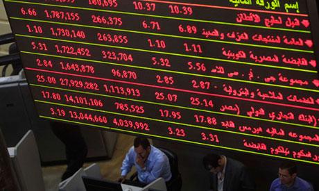 Egypt stocks fall in Wednesday
