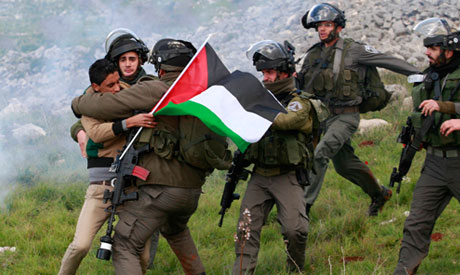 Palestinian ex-hunger striker