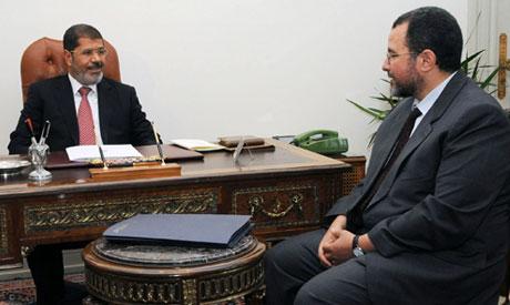 Morsi and Qandil