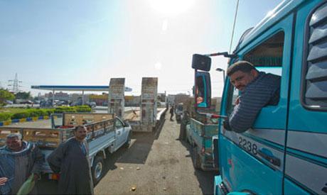 diesel fuel shortages