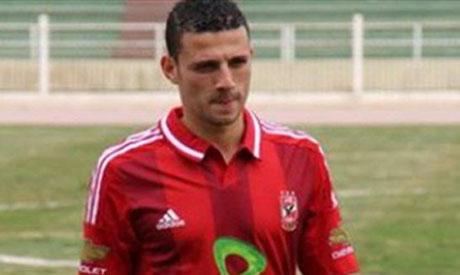 Ahly's Abdel-Zaher