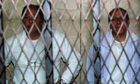 acquits Mubarak