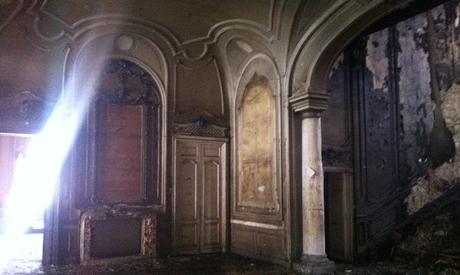 Damages at villa casdogli