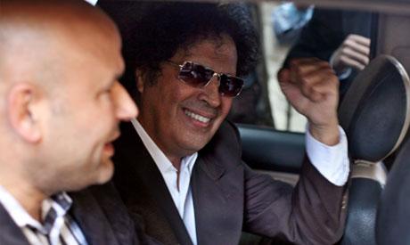 Former Libyan ambassador