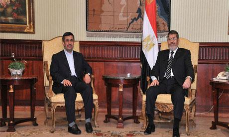 Ahmednijad and Mohamed Morsi