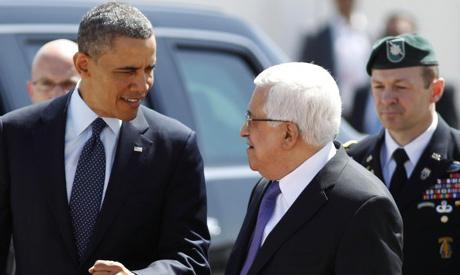 Abbas & Obama