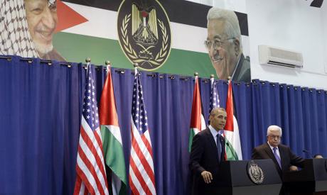 Obama & Abbas