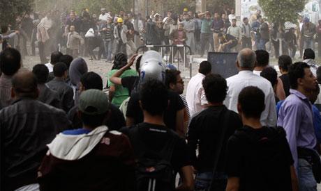 Muslim Brotherhood condemns violence