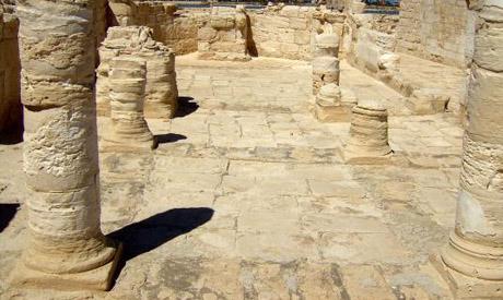 Marina Al-Alamein site (archieve)