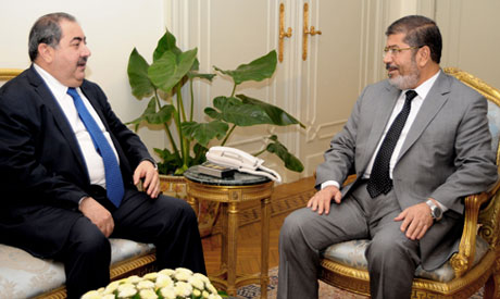 Zebari and Morsi
