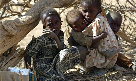 Victims of Genocide in Darfur