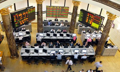 Egyptian stock market