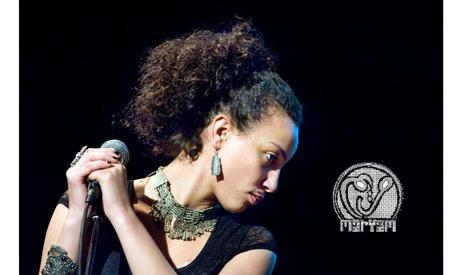 maryam saleh alexandria concert