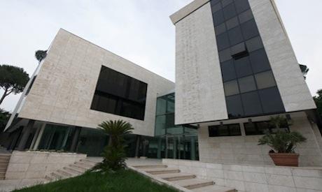 egyptian academy of arts rome