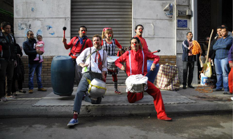 Outa Hamra Hal Badeel Townhouse Festival Cairo