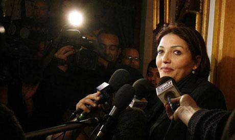 Gamila Ismail
