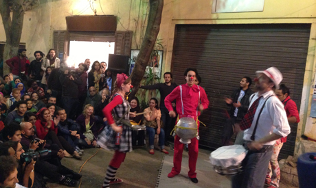 Outa Hamra Hal Badeel Festival Townhouse