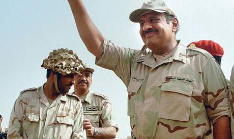 Prince Khalid Bin Sultan