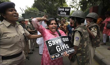Indian Child Rape
