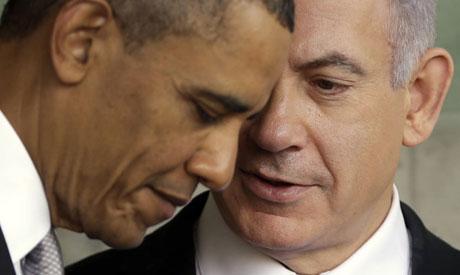 Obama, Netanyahu