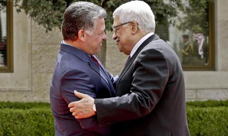 King Abdullah & Abbas