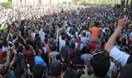 Azhar students